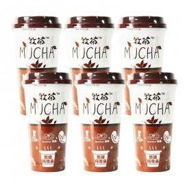 牧茶椰果奶茶 红豆焦糖玛奇朵风味 105G