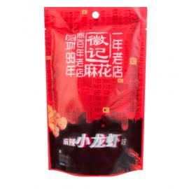 徽记麻花 麻辣小龙虾味 108G