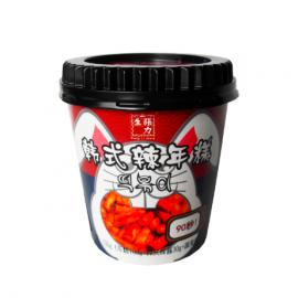 中华老字号张力生 90秒微波速食年糕 (韩式辣味)135G