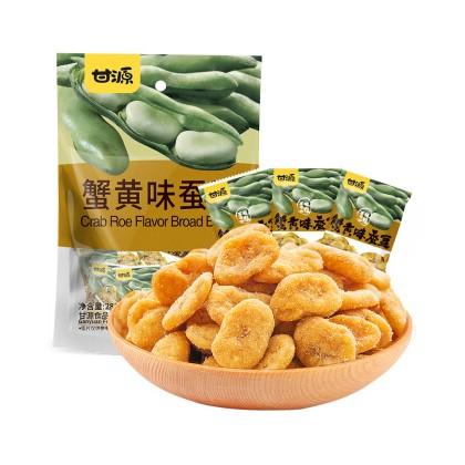 甘源酱汁牛肉味蚕豆  75G