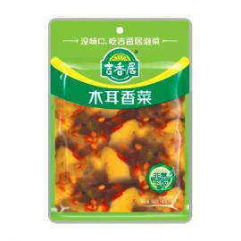 吉香居 木耳香菜 180G