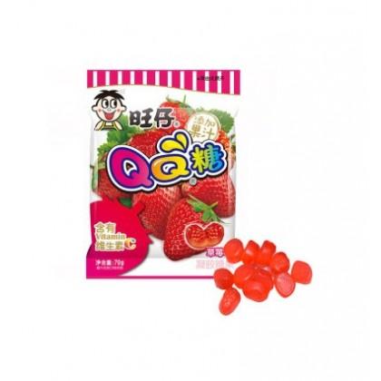 旺仔QQ糖 草莓味 70G