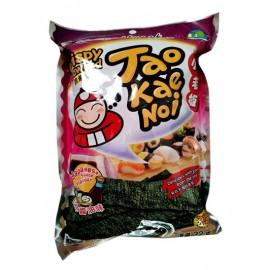 (卖光啦)泰国原产TAOKAENOI 小老板脆紫菜 日本酱油味 32G