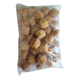 (仅限快递)味美 冷冻豆腐泡350克 周一至周四发货
