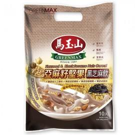 台湾热销马玉山 亚麻籽坚果黑芝麻饮 28G×10包