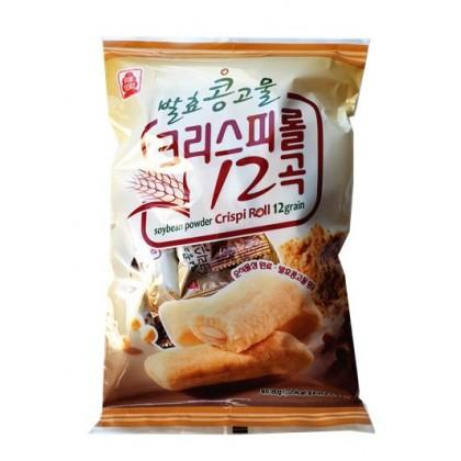 台湾原产北田糙米卷 韩式大豆风味 180G