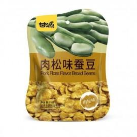 甘源 肉松味蚕豆75G