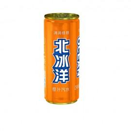 北冰洋 橙汁汽水 330ML