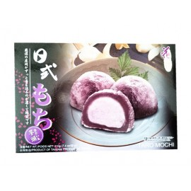 台湾原产花之恋语日式麻糬 芋头味 210G