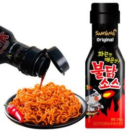 韩国热销SAMYANG 三养辣火鸡酱 200G