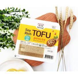(卖光啦)(仅限满69欧CHRONO快递)韩国原产JONGGA 宗家府豆腐 300G 周一至周四发货