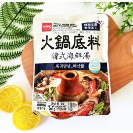 韩国热销WANG火锅底料 韩式海鲜汤 200G