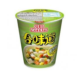 香港日清合味道杯面 鸡蓉味 74G
