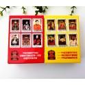 珍藏版扑克 中国历代帝王帝后 2副装
