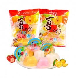 喜之郎乳酸果冻 综合装 360G