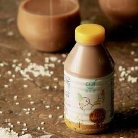 台湾永和欧米豆 黑豆浆 300ML