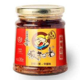 (卖光啦)饭扫光麻辣什锦280G