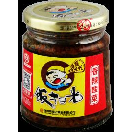 饭扫光香辣酸菜280G