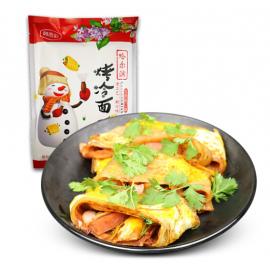 韩恩彩哈尔冰烤冷面 火鸡酱口味 390G