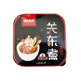 (卖光啦)满桶香自热火锅 关东煮麻辣味 180G
