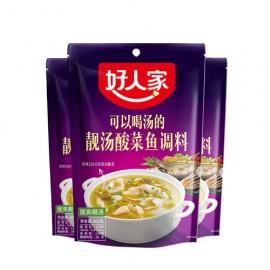 好人家可以喝汤的 靓汤酸菜鱼调料 300G
