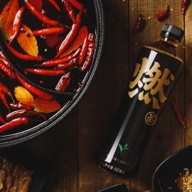 元气森林燃茶无糖  醇香乌龙茶 500ML