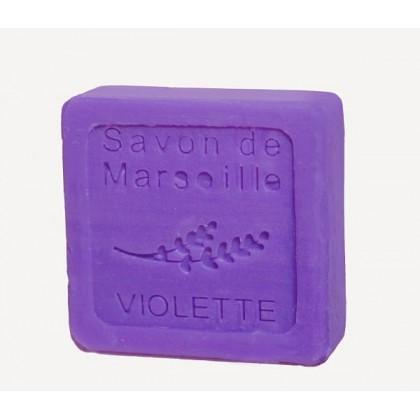 Savon De Marseille 30g-Violette
