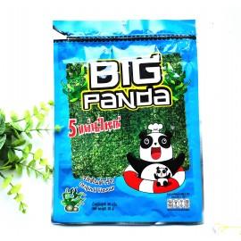 泰国原产BIGPANDA 大熊猫即食紫菜 原味 超值装 30G