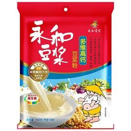 (卖光啦)永和多维高钙豆奶粉 350G (12包入)