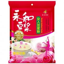 (卖光啦)永和多维女人豆奶粉 350G (12包入)