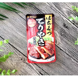 日本原产 DAISHO大昌TERIYAKI蜂蜜烤肉酱3到4人份 100G