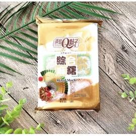 台湾热销宝岛Q点子 日本风味综合麻糬 210G