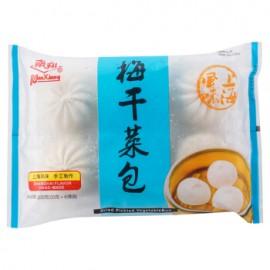 (暂停出售)南翔梅干菜包 6只装 300G 周一至周四发货