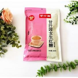 (卖光啦)甘汁园 女生红糖 桂枣红糖350G