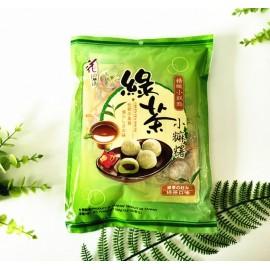 台湾热销花之恋语精致小糕点小麻糬 绿茶口味 超值装 300G