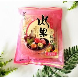 台湾热销花之恋语精致小麻糬 综合水果口味 超值装 300G
