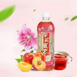 (卖光啦)康师傅茉莉果茶 500ML