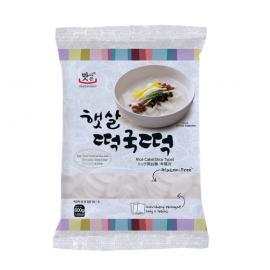 韩国原产MATAMUN保鲜年糕片 超值装 600G