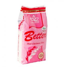 (卖光啦)泰国BETTER BRAND糯米 1KG
