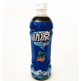 康师傅劲凉冰红茶 冰霜薄荷 500ML