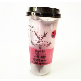 鹿角巷 小鹿喝莓摇摇果粒奶 风味固体饮料 120G