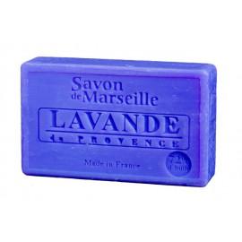 SAVON DE MARSEILLE 100G-LAVANDE