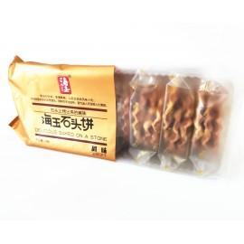 海玉石头饼发酵饼干 甜味 168G