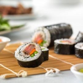 仙鹤屋紫菜 包寿司专用紫菜 10片装 28G