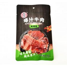 宏香记爆汁牛肉 烧烤味 42G