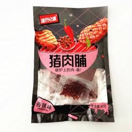 流行E派猪肉脯 香辣味 68G