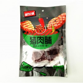流行E派猪肉脯 黑胡椒味 68G