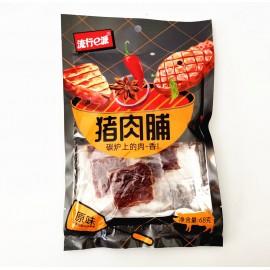 流行E派猪肉脯 原味 68G