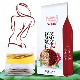 百子桥红豆薏仁芡实茶 5G×30小袋入