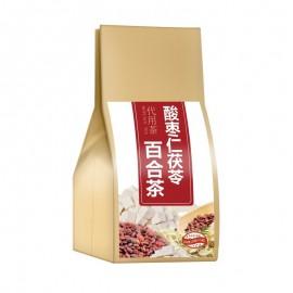 安徽汉谯堂 酸枣仁茯苓百合茶 150G